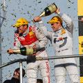 Timo Scheider / Gary Paffett Hockenheim 2009