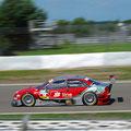 Mike Rockenfeller Nürburgring 2008
