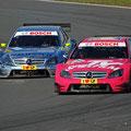 Susie Stoddart/ Ralf Schumacher Oschersleben