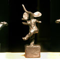 François CLOUARD - de la serie ganesh ganesh dansant terre cuite ht 16 cm