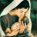 Mutter MARIA - ihre Energie, ein Geschenk an die Menschen und an unser FrauSein.