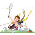 Frauen sind NICHT multitaskingfähig