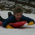 B sledding -- 2010