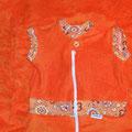 orange - Blüten orange