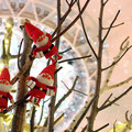 サンタ(阪急百貨店うめだ本店祝祭広場)2014年