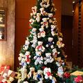 ベアーのツリー(帝国ホテル)2014年
