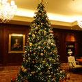 クリスマスツリー(リッツカールトン大阪)2014年