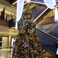 クリスマスツリー(ハービスプラザ)2014年