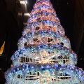 ナイトライトカラーライティング(茶屋町アプローズ)2014