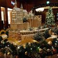 クリスマスのお城(リッツカールトン大阪)2014年