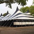 M-Tent 32mx50m Zebra