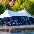 M-Tent 26mx14m Open kop