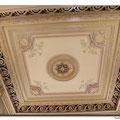 Plafond de la salla Napoléon