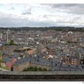 Vue panoramique depuis la citadelle