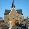 La superbe Chapelle Notre-Dame-de-la-Salette