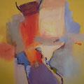 Mediterra - Acryl auf Leinwand - 65x80