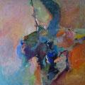 True Colors - Acryl auf Leinwand - 100x100