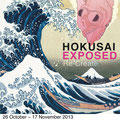 HOKUSAI EXPOSED(NOW!!!)(ロンドン)