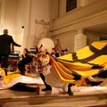 岩手県大槌町「虎舞」ロンドン公演