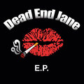 CD Booklet | Label Bedruckung Band 'Dead End Jane'