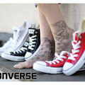 Postkarte Converse