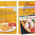 Wochenflyer Metzgerei Hartmann