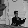 Gesang in der Kirche