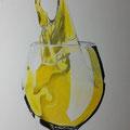 Katja Mohr - Glas Gelb