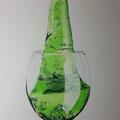 Katja Mohr - Glas grün