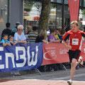 Ein perfekter Tag für einen perfekten Läufer.