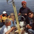 Frühstück auf See