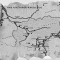 Karte Katharerkreuzzug
