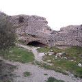Ehemaliger Weinkeller der Burg Aguilar