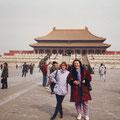 Sabine -1992 - mit 29 Jahren in China