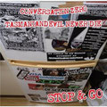 CONVERSATION ZERO/TASMANIANDEVIL NEVER DIE/STOP&GO