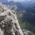 Via Feratta Guided walk, Nr Cortina, Dolomites