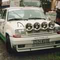 1998 Thibaut SCHERRER / Nicolas KLINGER Renault GT Turbo