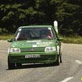 1995 Hubert VITTET / Nicolas KLINGER 205 Rallye N1