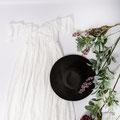 Baby Belly Kleid für Fotoshooting aus weißer Spitze Villingen-Schwenningen