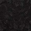 Detail: Bandeau schwarz mit Spitze