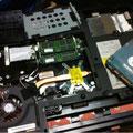 ハードディスク交換