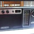 1972 Sony TFM-7250W