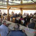 Kalifornierzüchter aus Hessen, ebenfalls neu in unserer Runde - volle Begeisterung über den Schulungstag