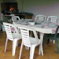 terrasse 2 avec barbecue