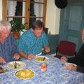 Mahlzeit die Herren