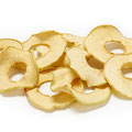Apfelchips Golden Delicious
