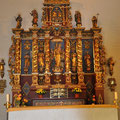 Altar in Bürchen