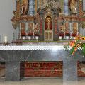 Altar in Eischoll