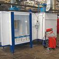 ...участка порошковой окраски, или отдельные элементы: камеры напыления, камеры полимеризации, транспортные системы.