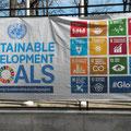 Les 17 buts de l'agenda 2030 de l'ONU
